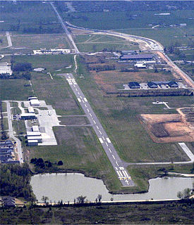 Bentonville Municipal Airport airport in Arkansas