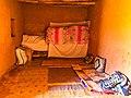 Berber tribe bedroom, Erg Chebbi, Sahara Desert, Morocco, 摩洛哥.jpg