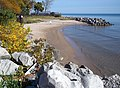 Berger Park Beach Edgewater Chicago.JPG