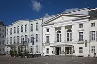 Berlin, Mitte, Schumannstrasse 12-13A, Deutsches Theater und Kammerspiele 04.jpg