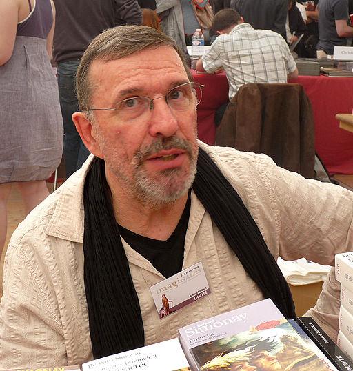 Bernard Simonay-Imaginales 2010
