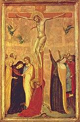 Bernardo Daddi: The Crucifixion