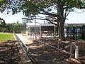 Berowra railway station walkway to entrance.jpg
