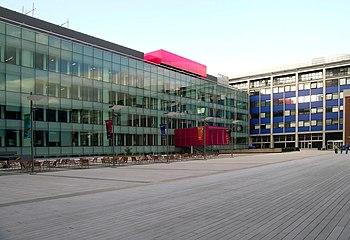 Bessemer building