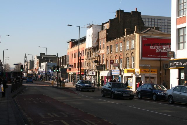 Bethnal Green Road - geograph.org.uk - 688386