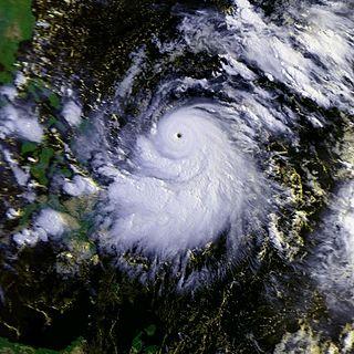 Typhoon Betty (1987) Pacific typhoon in 1987