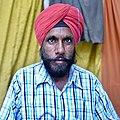 Bhura Singh, Tailor from Rampura Jawaharwala, Punjab, India 06.jpg