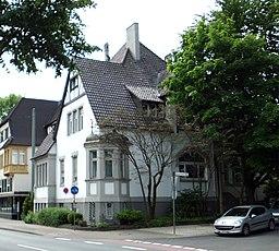 Artur-Ladebeck-Straße in Bielefeld