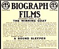 Biograph promotion of release of split-reel with two films, 1909.jpg