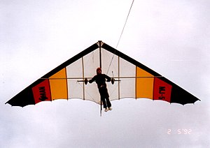 Birdman Enterprises - Birdman MJ-5 hang glider