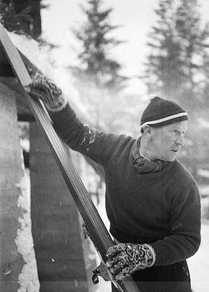 Birger Ruud - Birger Ruud in 1949