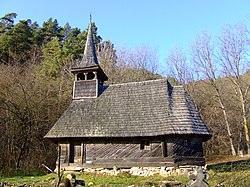 Wooden Church in Ileanda