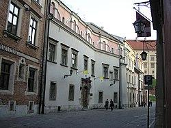 Bishop's Florian from Mokrsko Palace in Krakow 1.jpg