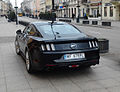 Black Ford Mustang GT rear.jpg