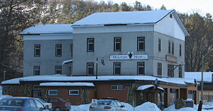 Wakefield, Quebec - Black Sheep Inn / Le Mouton Noir