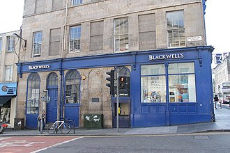 Blackwell's - Image: Blackwell's. (14604009310)