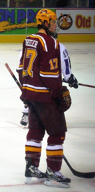 Blake Wheeler - Wheeler played with the University of Minnesota for his NCAA career.