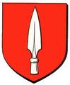 Blason de la commune d'Ingenheim, Bas Rhin, France.png