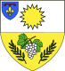 Coat of arms of Coudoux