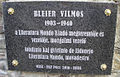 Bleier Vilmos pécsi emléktáblája.jpg