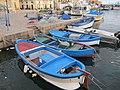 Blue Boats at Gallipoli - panoramio.jpg