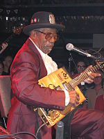 Bo Diddley.