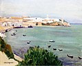 Boats, Tangiers Albert Marquet (1913).jpg