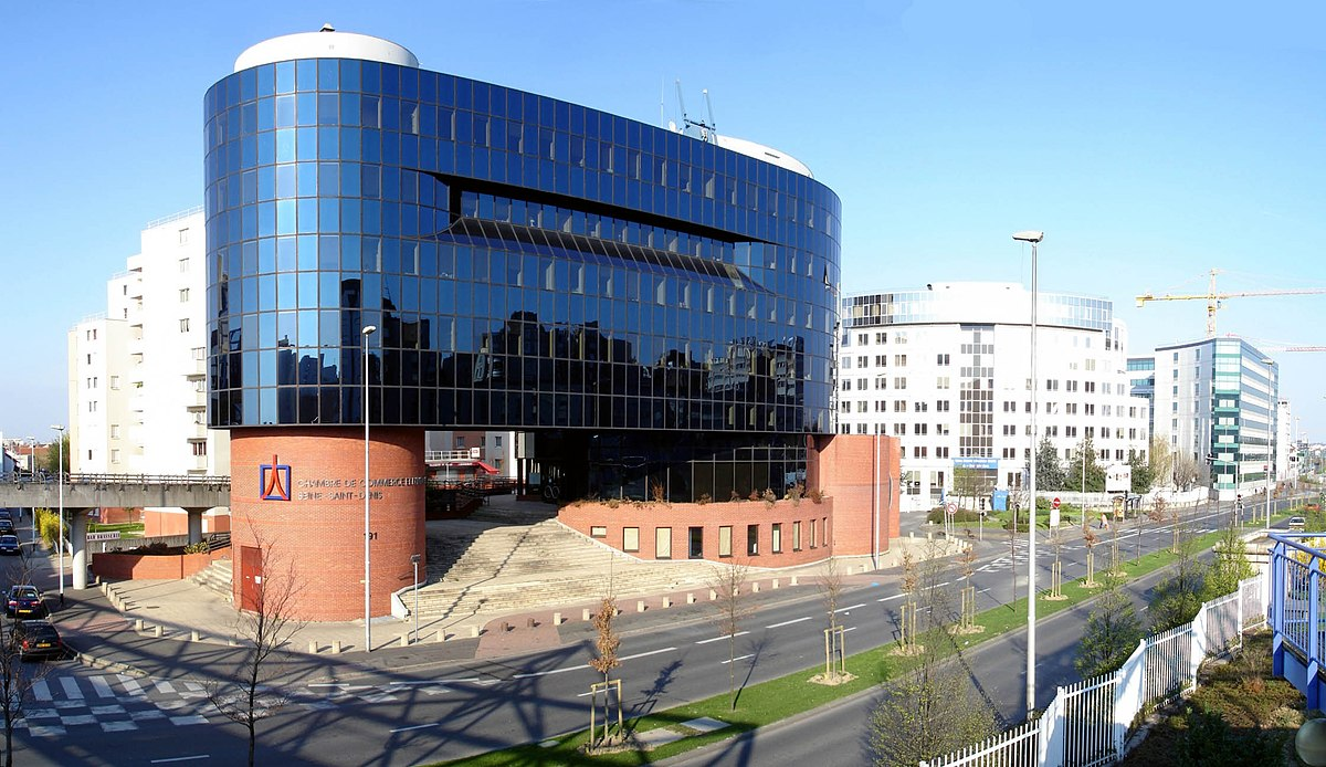Bobigny wikipedija prosta enciklopedija - Chambre de commerce et d industrie toulouse ...