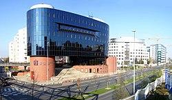 Bobigny wikipedia for Chambre de commerce gaie