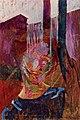 Boccioni - Scomposizione di testa di donna, 1911.jpg