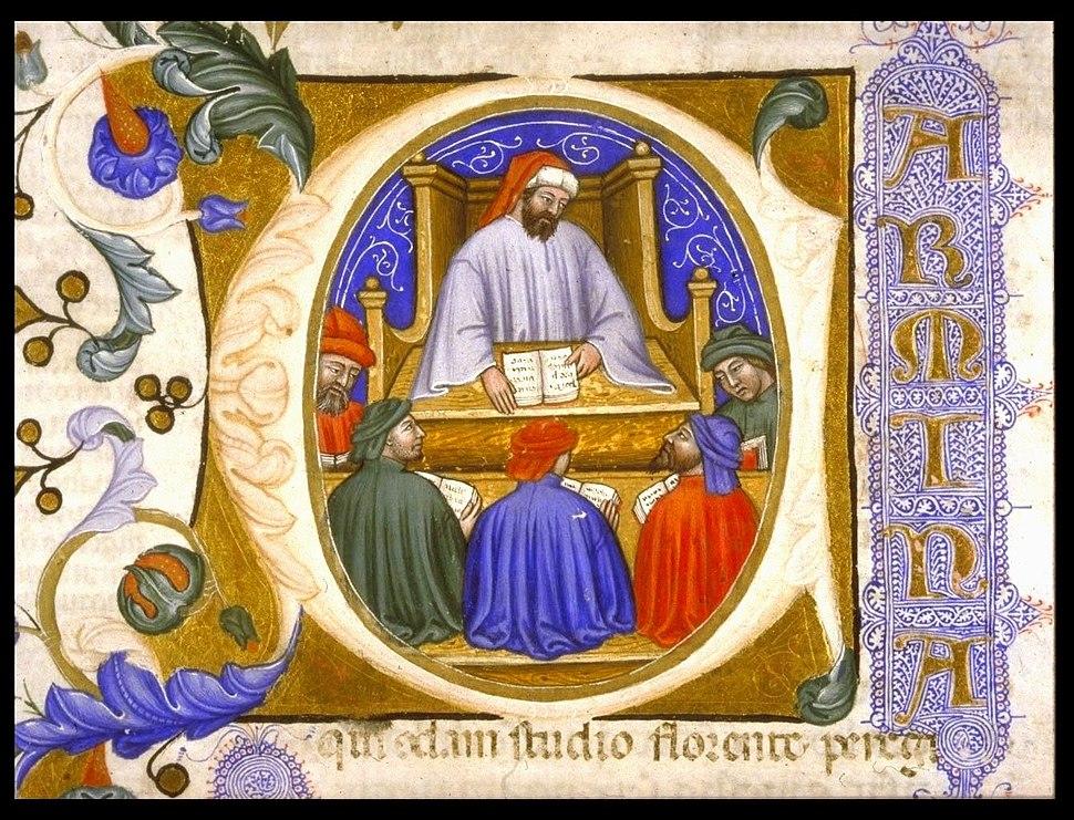 Boethius initial consolation philosophy