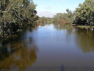Bogan River river