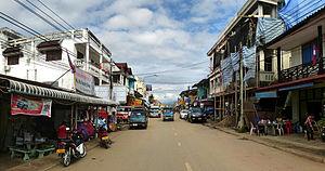 Bokeo Province - Image: Bokeo Huay Xai 1 tango 7174