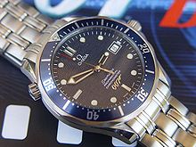 cdd41c52071 The Omega Seamaster Professional Diver 300M