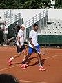 Bopanna - Roger-Vasselin 1 - Roland-Garros 2018.jpg