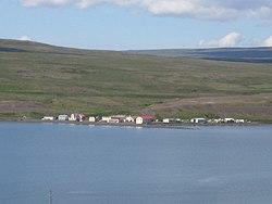 Borðeyri at Hrútafjörður