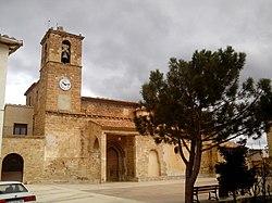 Bordón Teruel iglesia de la Virgen de la Carrasca 2014 03 28.jpg