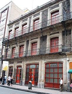 Borda House, Mexico City palace in Mexico City