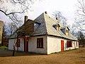 Borhert's (Lievenshof, Graves) manor, built before 1780. - panoramio - Ainars Brūvelis (1).jpg
