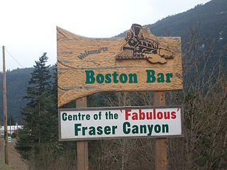Unincorporated Town in British Columbia, Canada