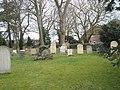 Boxgrove Churchyard (1) - geograph.org.uk - 1725419.jpg