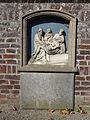Boxmeer - Rooms Katholieke begraafplaats aan de Begijnestraat - Kruiswegstatie - Statie 14.jpg