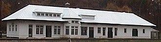 Boyce, Virginia - Former Boyce Railroad Station