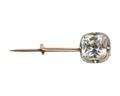 Bröstnål av guld med bergkristall - Hallwylska museet - 110257.tif