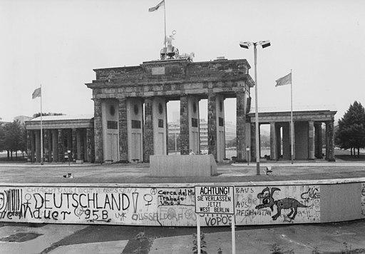 Brandenburger Tor 1981