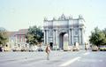 Brandenburger Tor in Potsdam in 1984, Germany.png