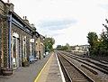 Brandon railway station - the eastbound platform - geograph.org.uk - 1516116.jpg