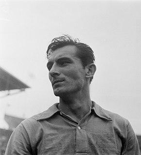 Branko Zebec Croatian footballer