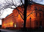 Braunschweig Herzog Anton Ulrich Museum nachts