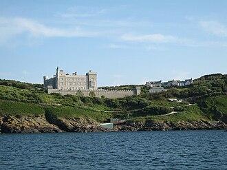 Brecqhou - Image: Brecqhou Barclay Brothers Castle